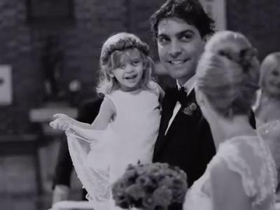 Real Wedding: Eliana & Luciano