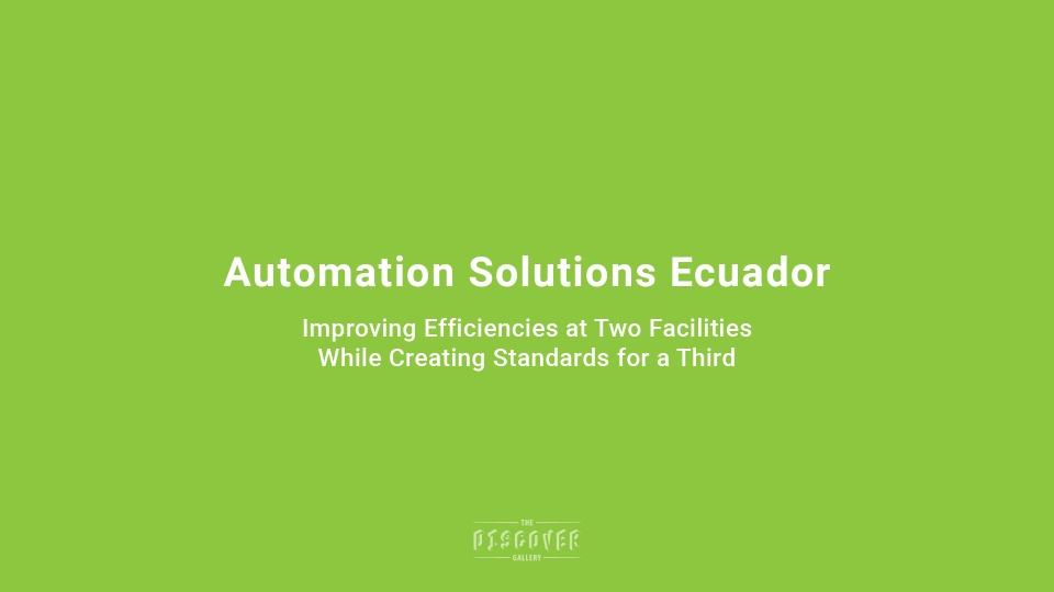 Automation Solutions Ecuador