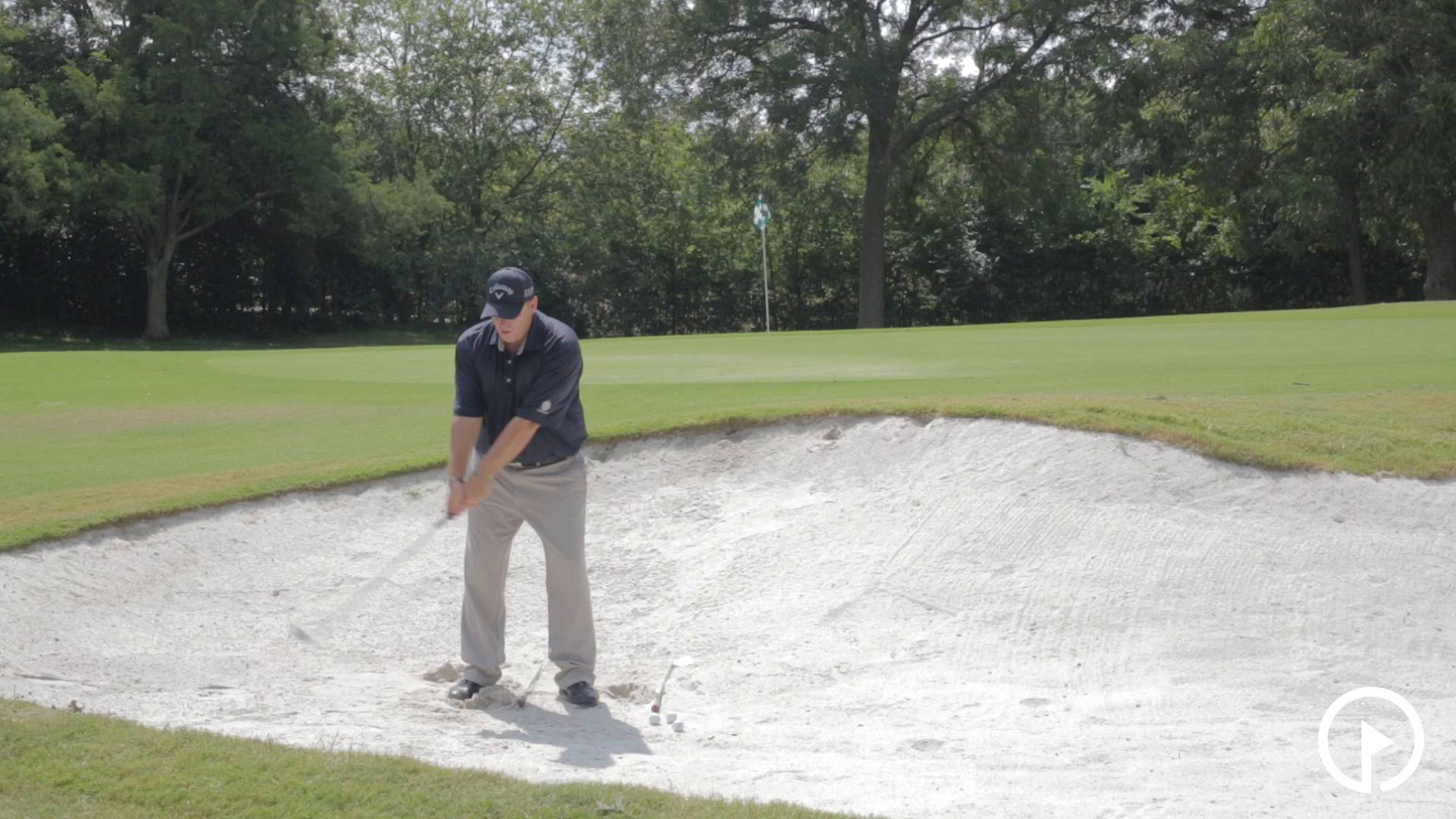 Bunker Basics - How to Get Out of the Sand