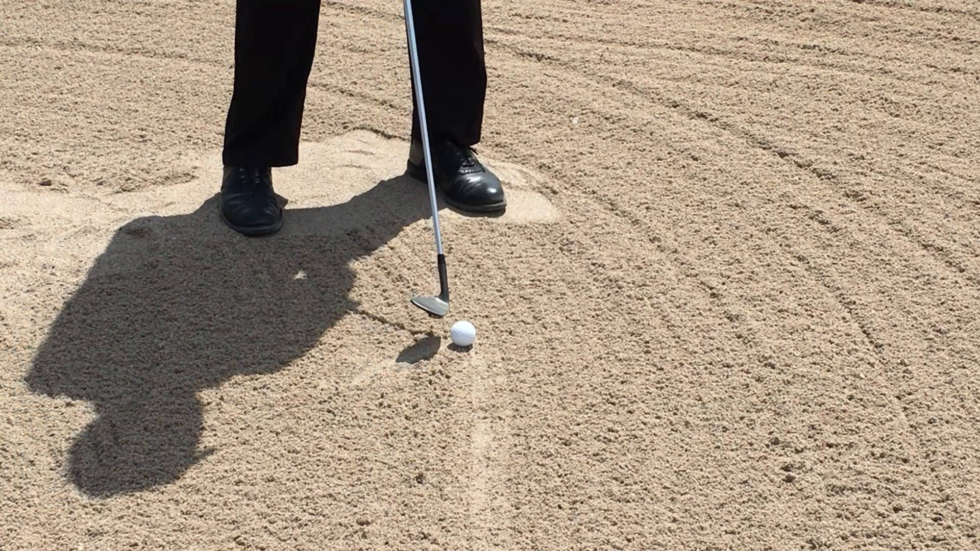 How to Control Trajectory on Your Bunker Shots