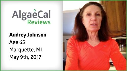 Testimonial thumbnail portrait of Audrey Johnson