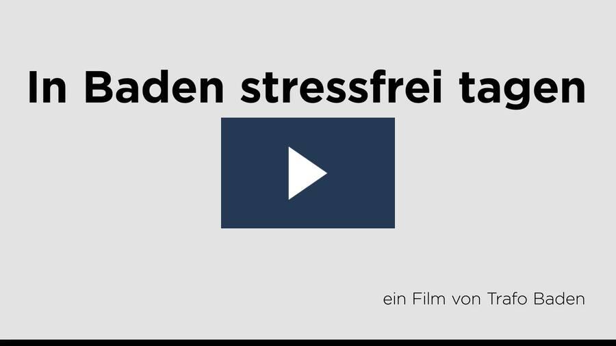 In Baden stressfrei tagen