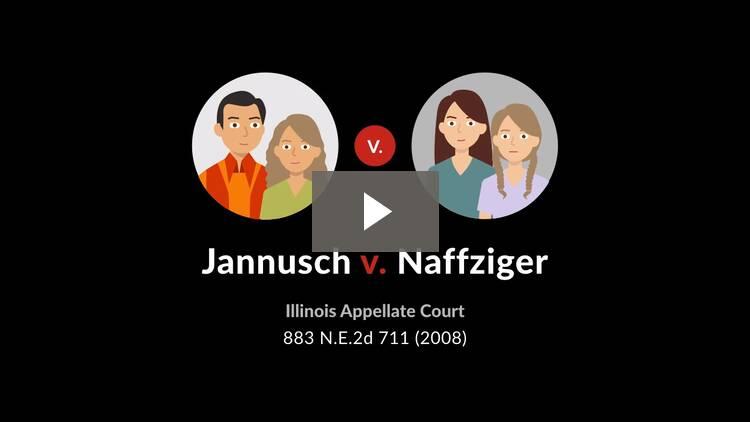Jannusch v. Naffziger