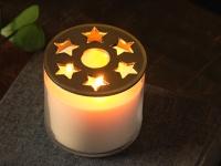 Video: River Drive Designs | Decorative Candle Topper