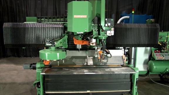 Sistema Para Proceso de Placas HSFDB-2500/C