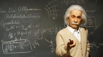 Einstein Video Encoding