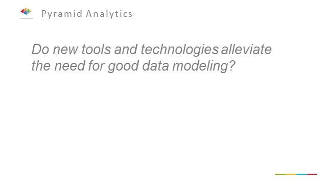 Data Modeling in the Enterprise