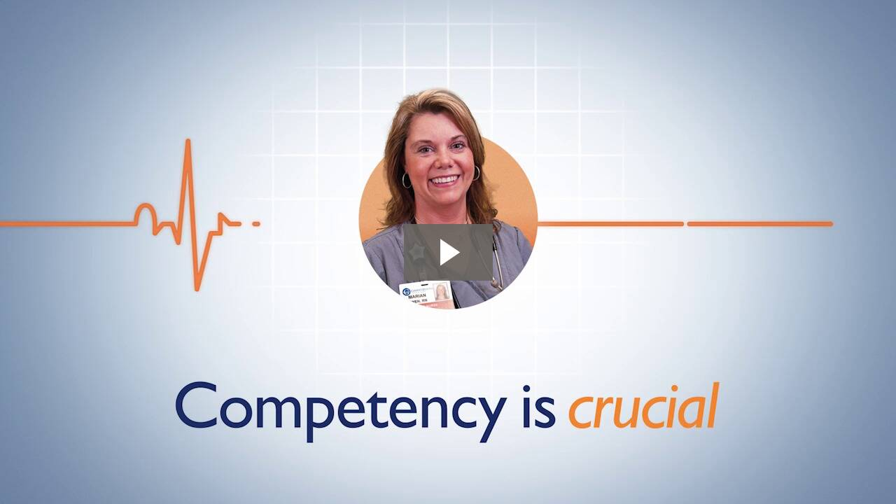 Healthcare Competency Video