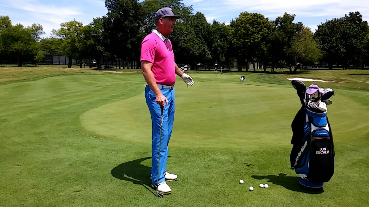 One Key Set-up Rule for Chip Shots Around the Green