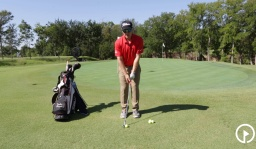 Chipping Technique: Ball Position and Weight Distribution