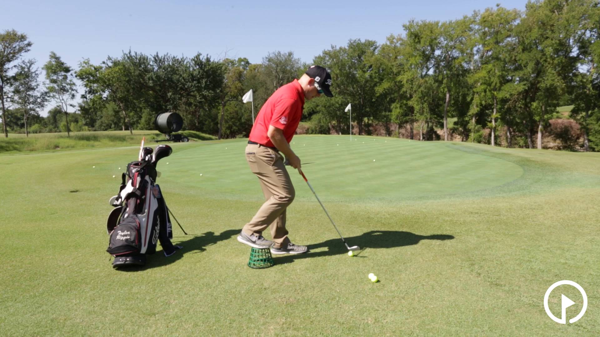 Practice Drills:  2 Drills to Practice Weight Distribution