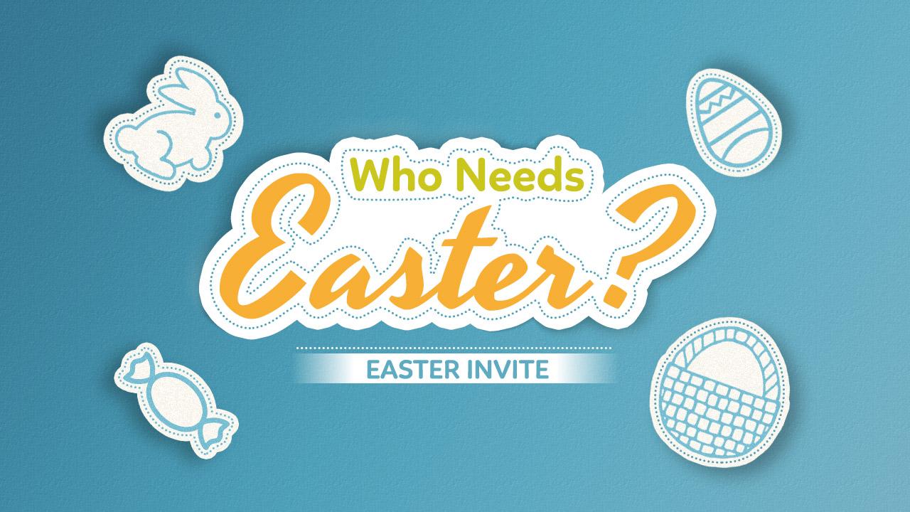 Awkward Easter Invite: Doorbell Disaster Video « The Skit Guys