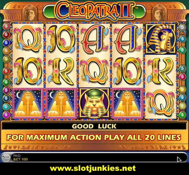Casino cleopatra game gold coast hotel and casino
