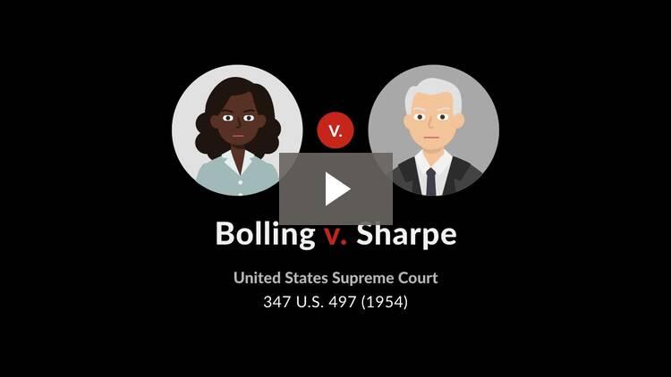 Bolling v. Sharpe