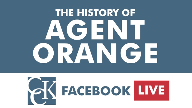 The History of Agent Orange