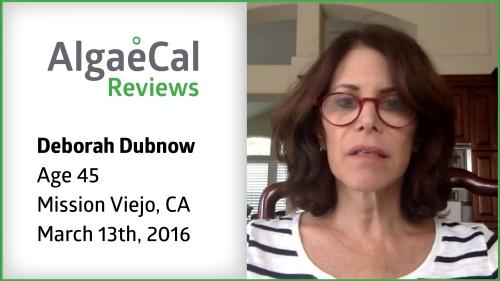 Testimonial thumbnail portrait of Deborah
