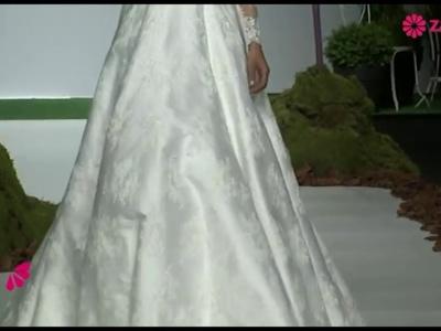 Robes de mariée 2014 avec col en V