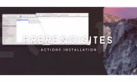Thumbnail for Prerequisites / Actions Installation