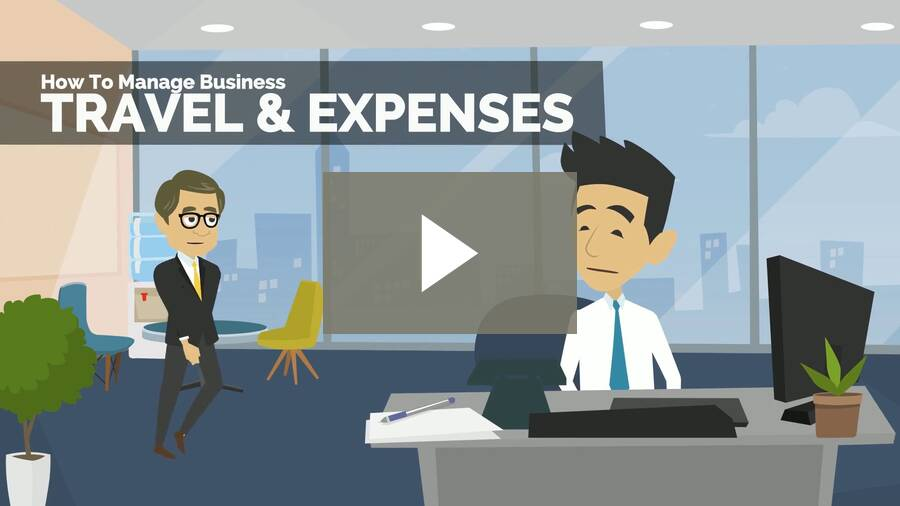 How To Manage Business Travel and Expenses