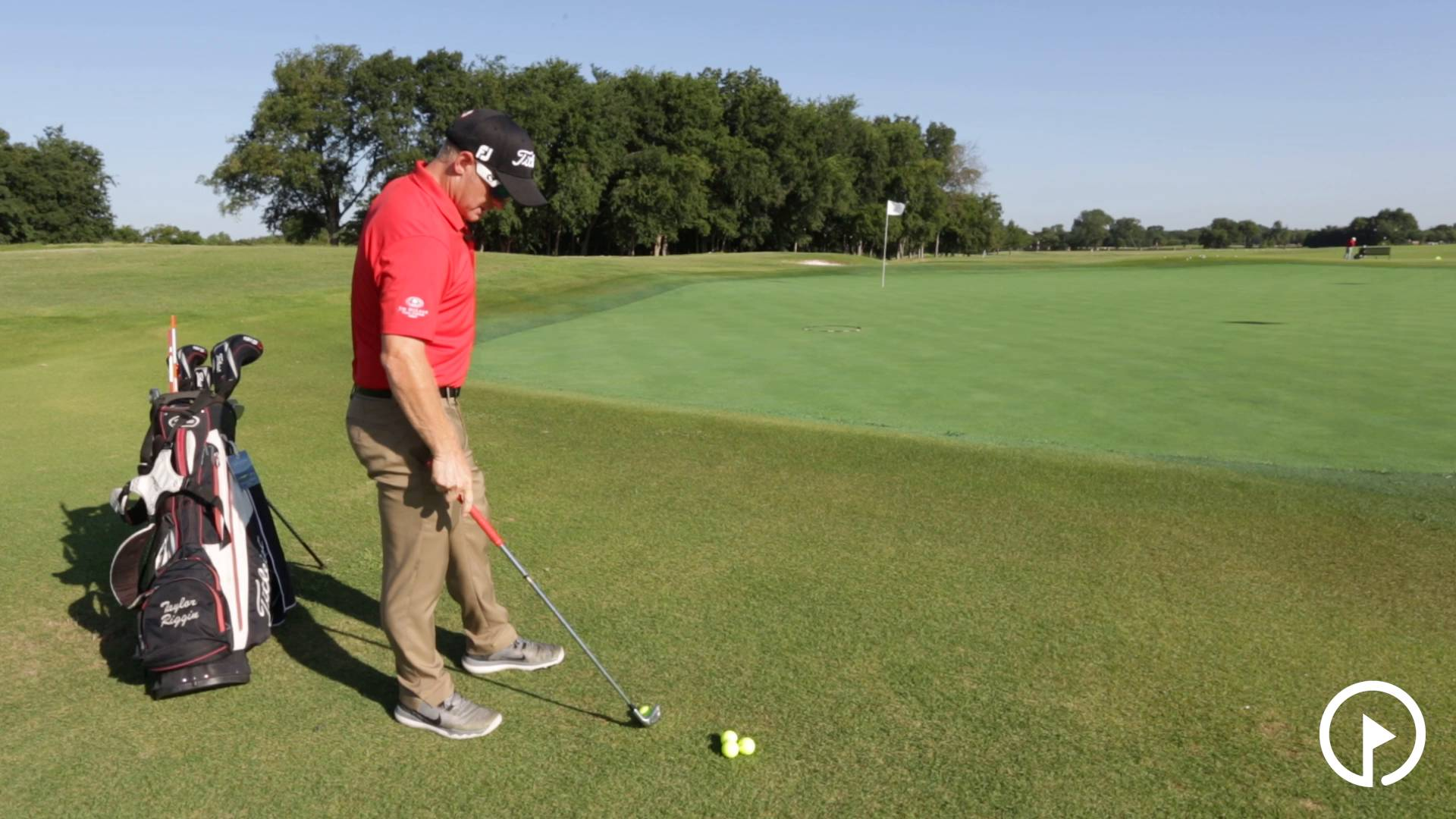 On Course Strategy: When to Use a Pitching Wedge