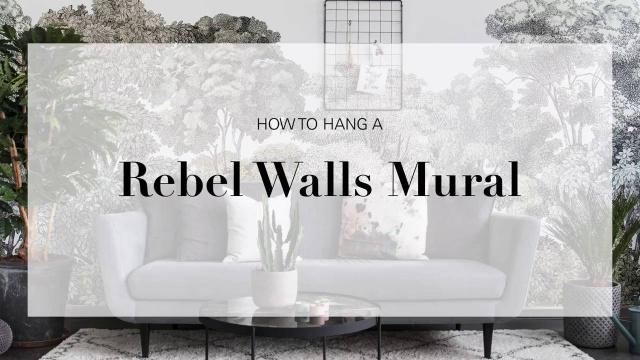 JUNGLE LAND VERDANT R14613 Rebel Walls US
