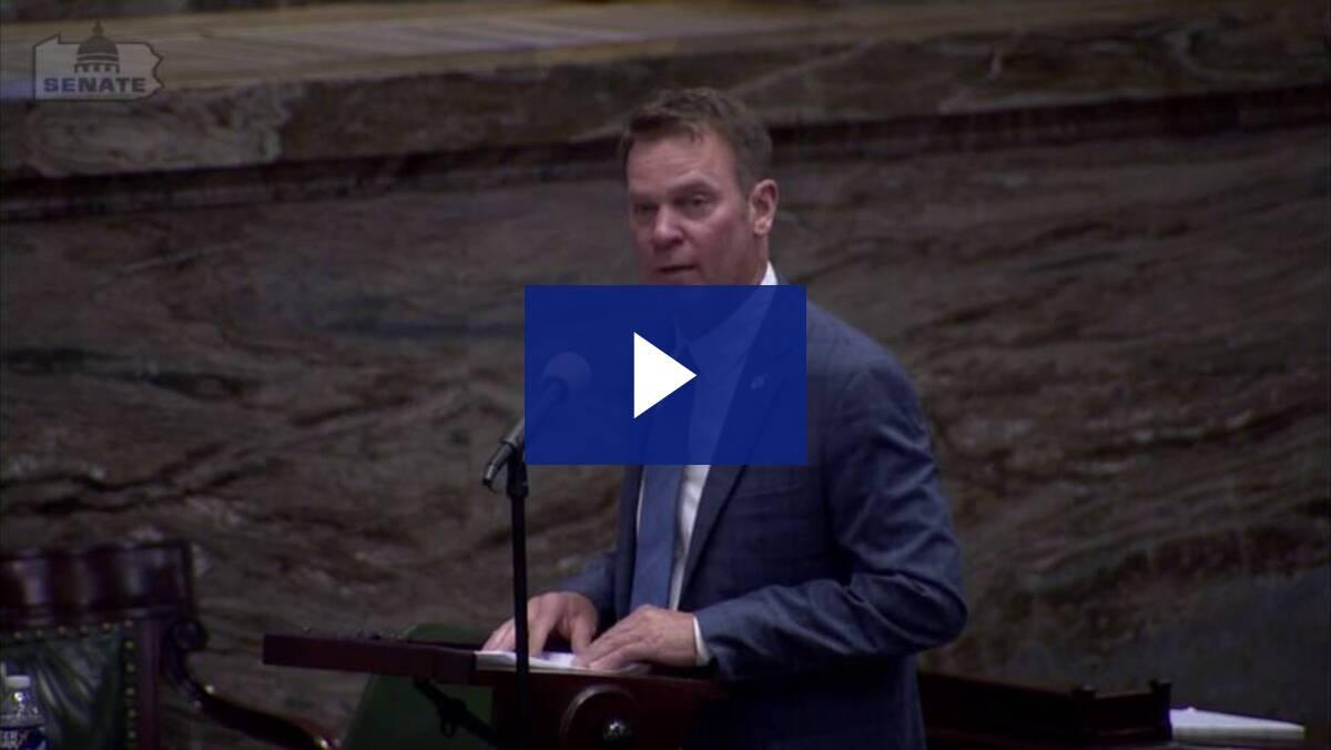 5/24/21 - Comments on Senate Bill 696