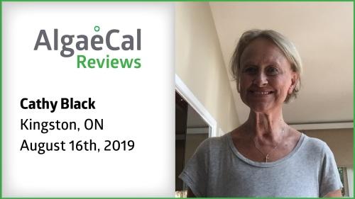 Testimonial thumbnail portrait of Cathy Black