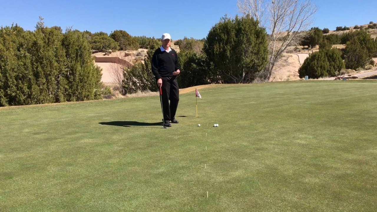 Completion Putting Drill Will Help You Sink More Putts
