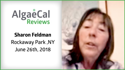 Testimonial thumbnail portrait of Sharon Feldman