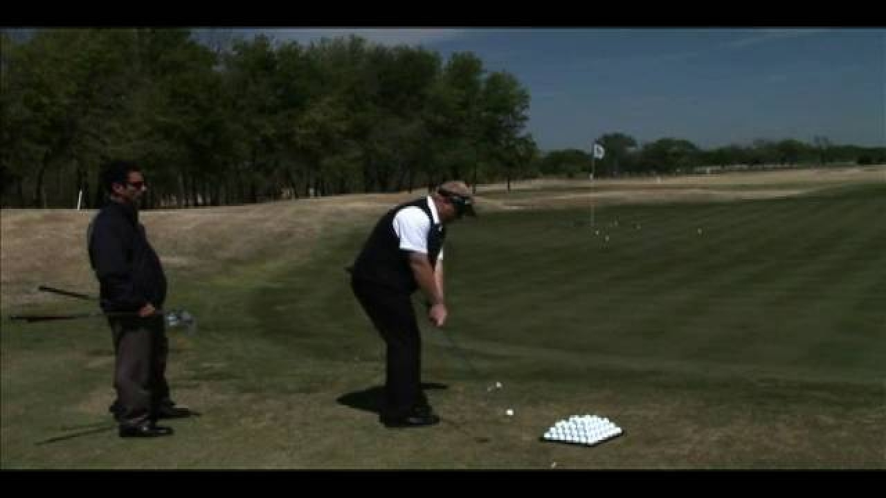 Practice Like the Pros - Chipping 5 Point Drill