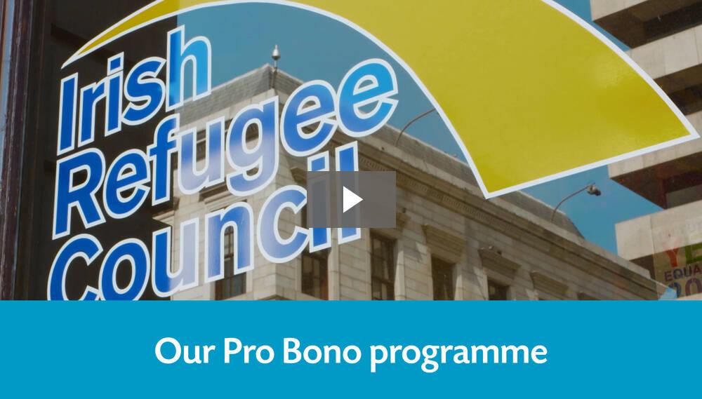 Our Pro Bono Programme