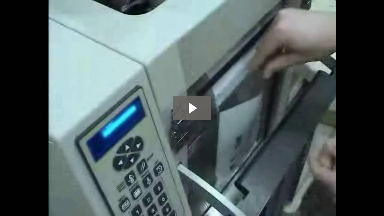 tabletop bagging machine