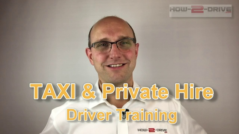 Taxi Training Course