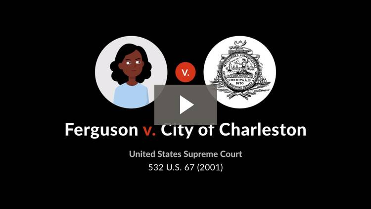 Ferguson v. City of Charleston