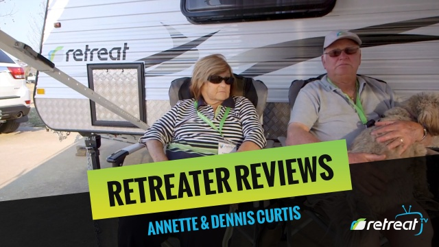 Retreater Review – Annette & Dennis Curtis