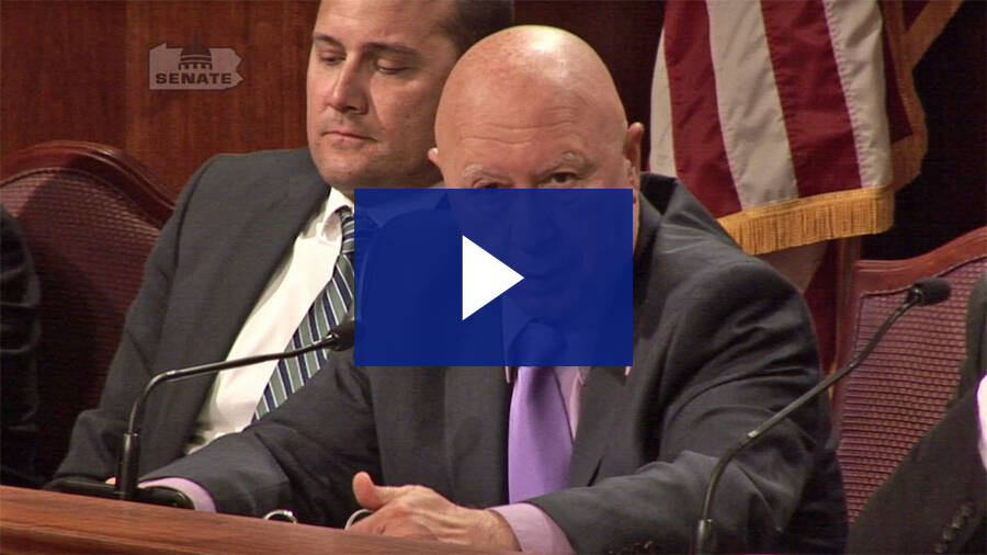 2/22/18 - Budget Hearing Q&A: State Police
