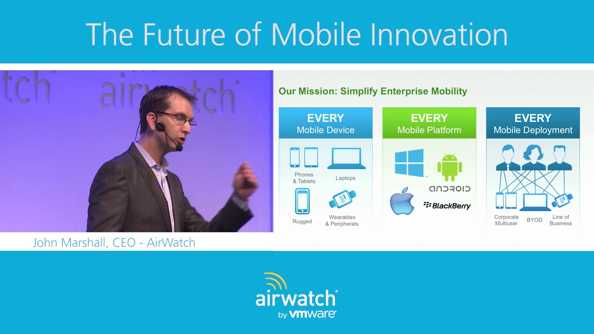 The Future of Mobile Innovation