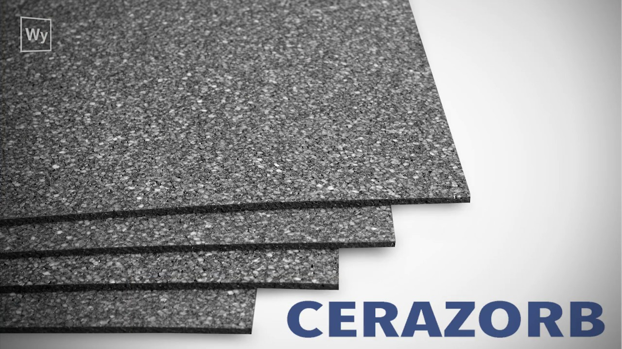 How To Install Cerazorb 174 Synthetic Cork Underlayment