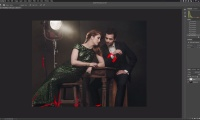 Thumbnail for The Hollywood Shoot & Retouch / Cleanup
