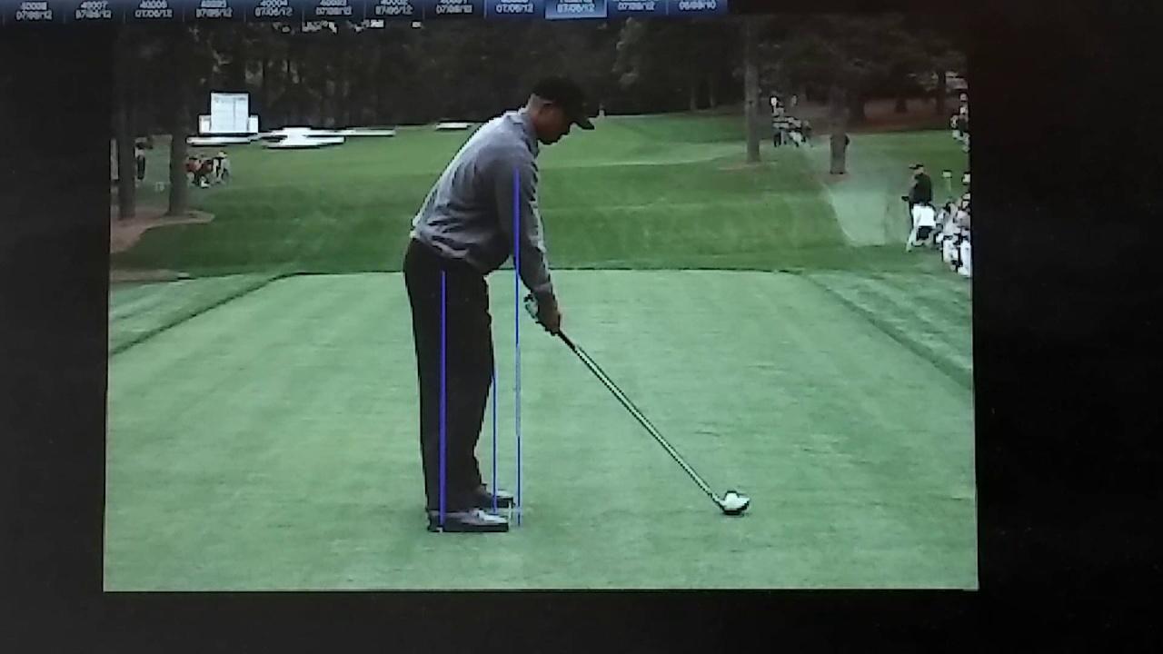 Swing Analysis: Tiger Woods