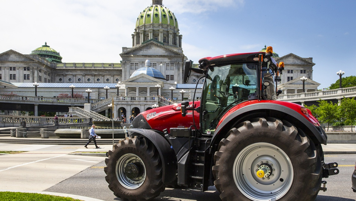 5/8/19 – News Conference: Farming First