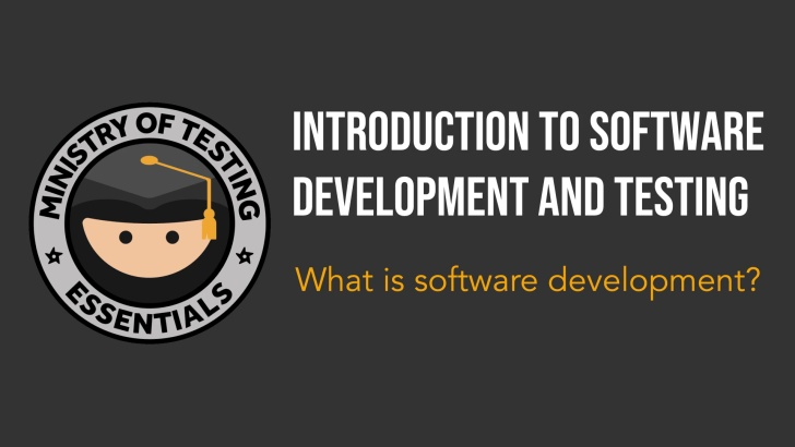 What Is Software Development?