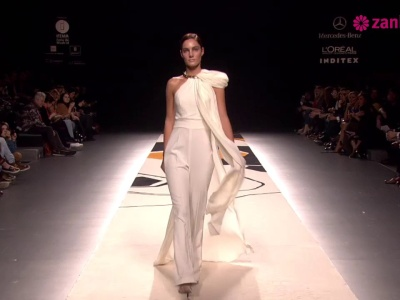 Descubre los vestidos de novia de la Madrid Fashion Week 2015/2016