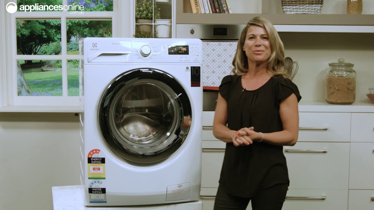 electrolux ewf12753. electrolux ewf12753 7.5kg front load washing machine   appliances online ewf12753