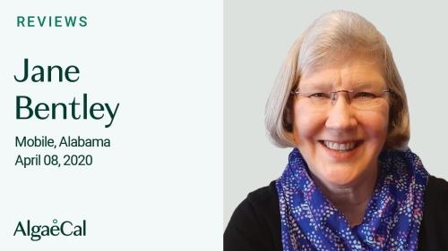 Testimonial thumbnail portrait of Jane Bentley