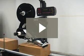 Automatic Label Applicators Videojet 210 Videojet