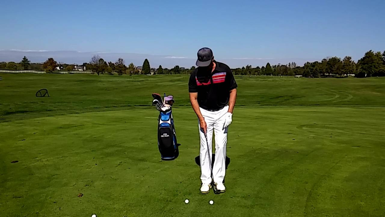 2 Ball Chipping Drill to Help Promote Solid Contact