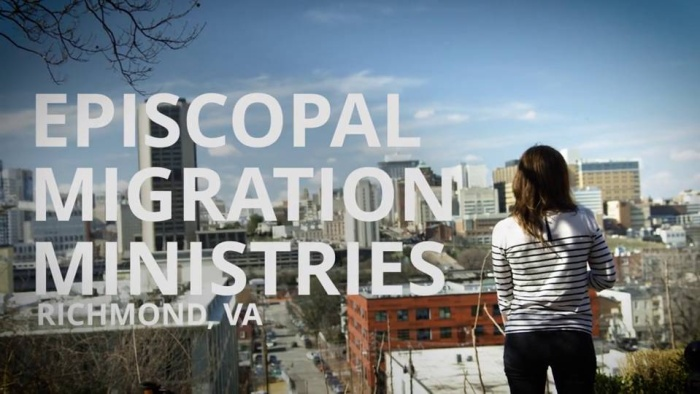 Kendall Martin - Episcopal Migration Ministries