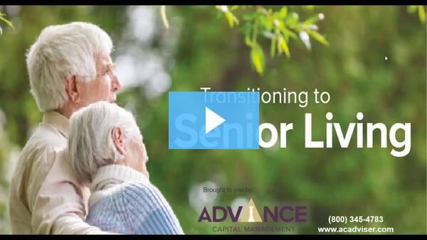 Transitioning to Senior Living Webinar (Jan 2017)