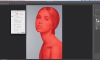 Thumbnail for Beauty Photo Shoot / Refine Frequency Separation